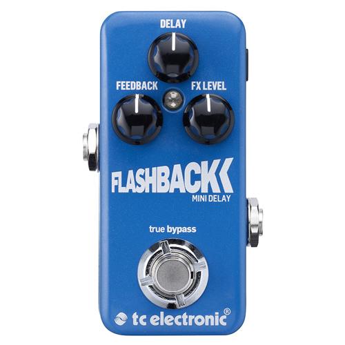 Flashback Mini Delay - TonePrint Examples