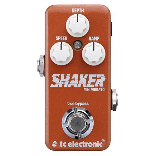 Shaker Mini Vibrato - TonePrint Examples