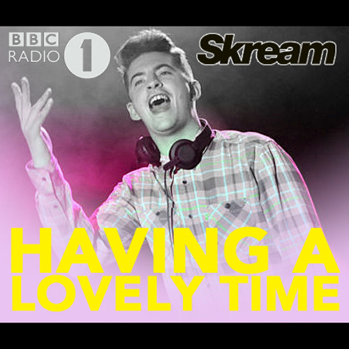 Skream's Having A Lovely Time ***COMMENT for a shout***