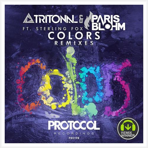 Tritonal & Paris Blohm ft. Sterling Fox - Colors (Culture Code Remix)