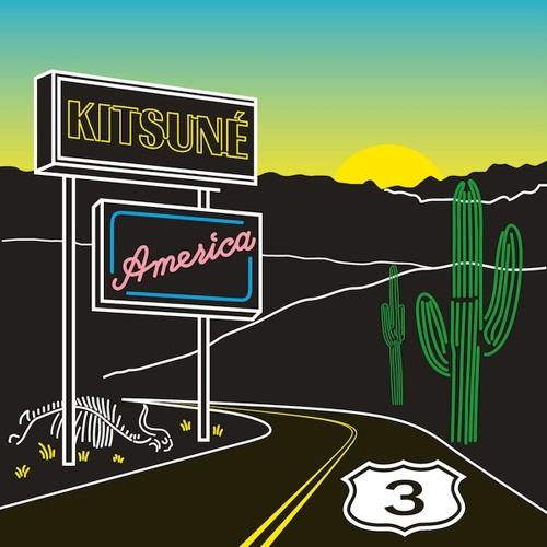 Kitsuné AMERICA 3 MiniMix by Jerry Bouthier