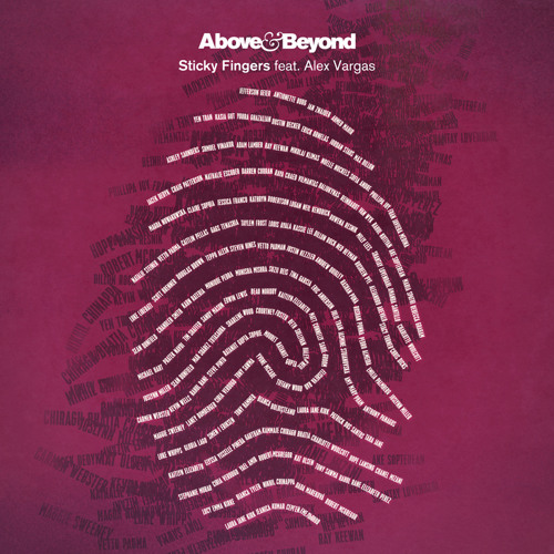 Above & Beyond feat. Alex Vargas - Sticky Fingers (Pete Tong BBC Radio 1 2nd May 2014)