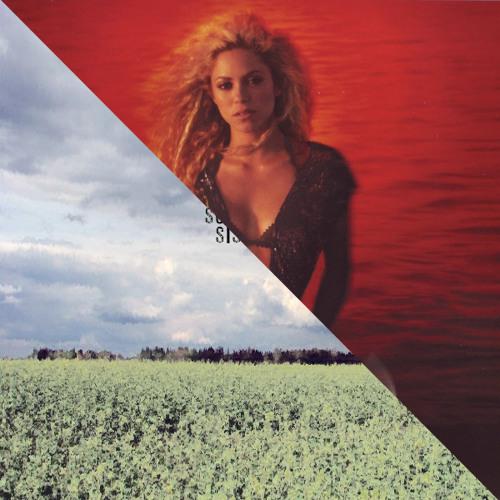 Shakira vs. Train - Whenever, wherever / Hey, soul sister (MASHUP)