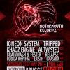 Twisted's Darkside Podcast 187 - Brainwash & Fester - Motormouth Recordz Belgium Label Party Mix #3