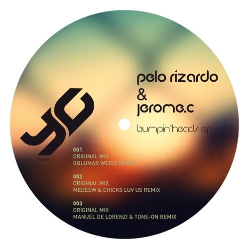 Pelo Rizardo & Jerome.c - 002 (Original Mix) // YG065