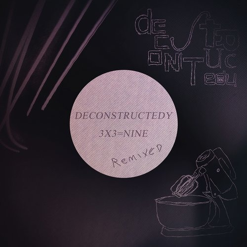 Deconstructedy - Una Puerta (Ciclus Remix) OUT NOW at IIVII (snipped)