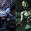 Aliens vs zombie