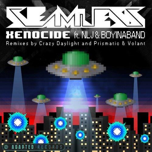 Seamless - Xenocide ft. NLJ & Boyinaband (Prismatic & Volant Remix)
