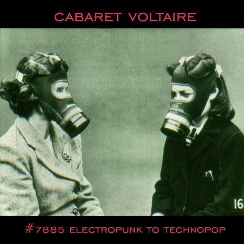 Cabaret Voltaire - Crackdown (Radio Edit 83)