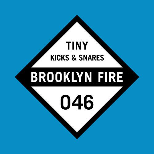 Kicks & Snares - Tiny (BF046)