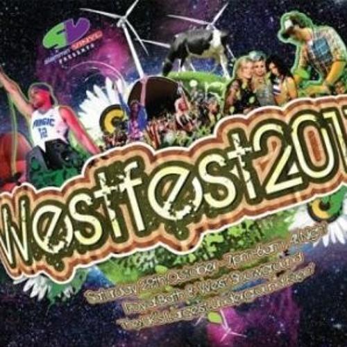 Dj Sy & Darren Styles @ Slammin' Vinyl - Westfest - 2011