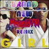 Pharrell Williams - Brand New (Duet With Justin Timberlake) (Mercurius FM Remix)