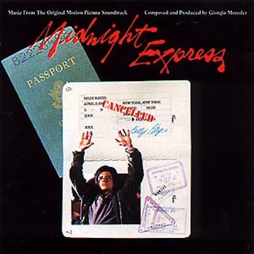 COVER : Midnight Express Clive (Moroder) at Montpellier