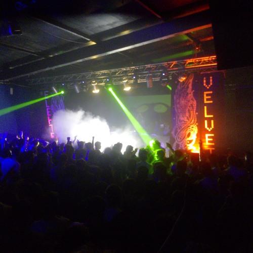 OSMIK - Live Extract @ Electro Velvet - Fairy Circles Party ! 26/04/2014