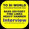 Reggae Dancehall TO DI WORLD International Bass Odyssey Fire Links Heavy Hammer Sound interviews
