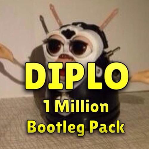 Diplo - Barely Standing (Major Lazer Kubiyashi Beat) [feat. Datsik & Sabi]