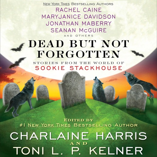 Knit a Sweater Out of Sky by Seanan McGuire, Narrated by Johanna Parker - Dead But Not Forgotten
