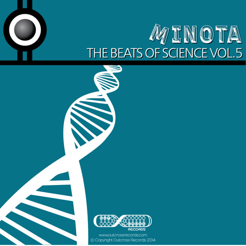MINOTA aka KIKO  - The Beats Of Science - Outcross Records ( Miguel campbell label )( 26 /05 /2014 )