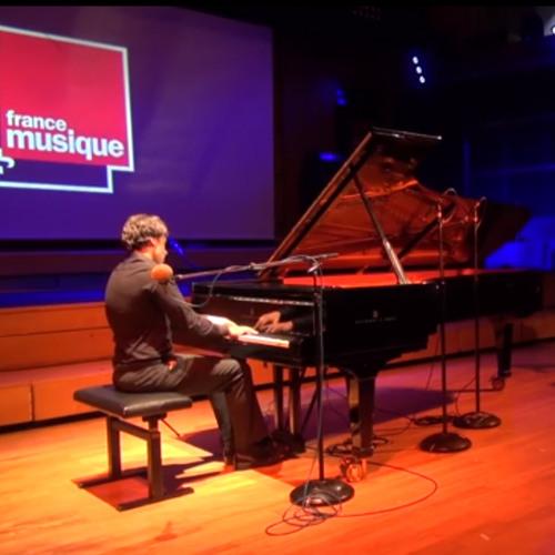 Jorge Viladoms - Piano and interview - Live in Paris, Ibarra - Listz - Scriabin