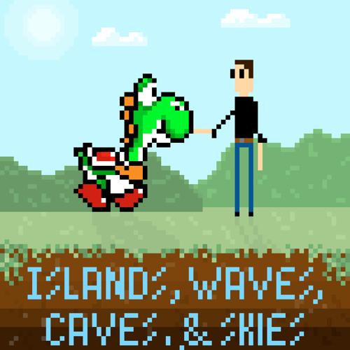 Islands, Waves, Caves, & Skies