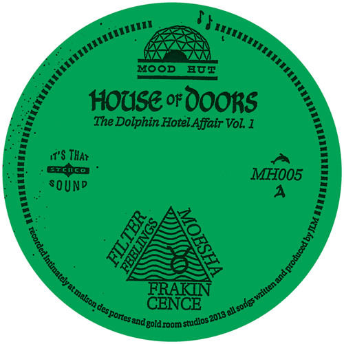 MH005 - House of Doors: The Dolphin Hotel Affair Vol. 1