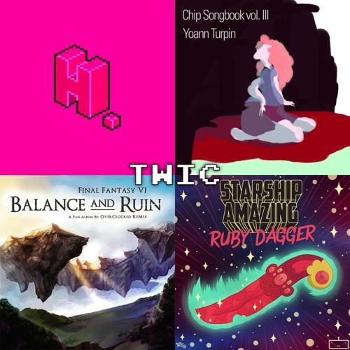 TWIC 014: Overclocked Remix, Yoann Turpin, Starship Amazing