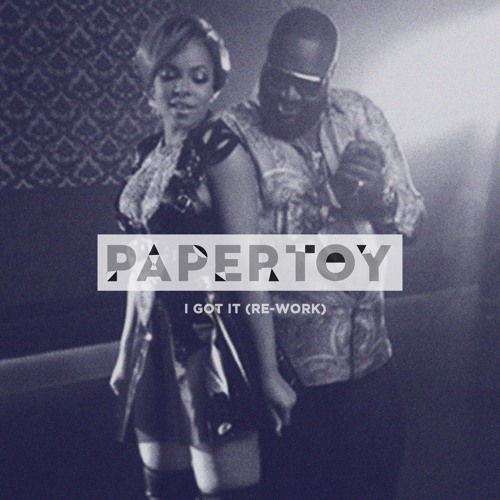 Ashanti ft. Rick Ross - I Got It (Papertoy Rework) [TrapaTrap Exclusive]