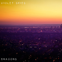 Violet Skies - Dragons