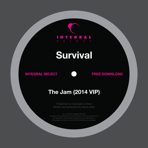 Survival-The Jam (2014 VIP)(Integral Select) FREE DOWNLOAD!