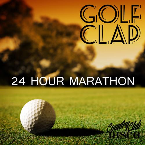 Golf Clap - 24 Hour Marathon - Movement Detroit Edition - Part 1