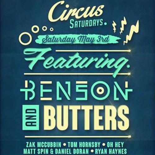 Circus Saturdays | Ryan Haynes 1-2am
