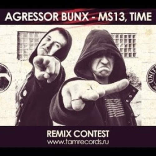Agressor Bunx - time (Intactilis remix)