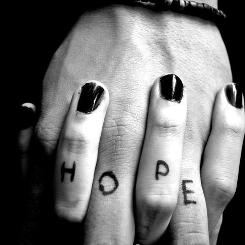 Disorder - Hope alive
