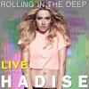Hadise - Rolling In The Deep (Live At MNM Radio)