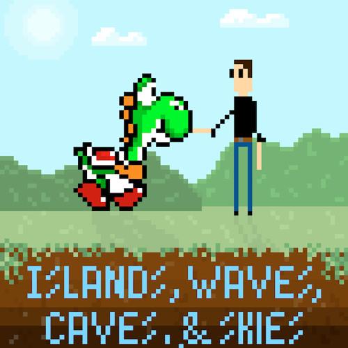 Pusher - Islands, Waves, Caves, & Skies