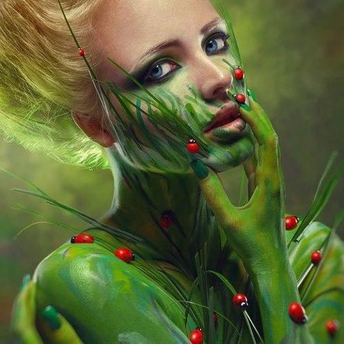 SunDance Grooves Make Petunias Move (Electric Bloom Edition) -Mina Mâve