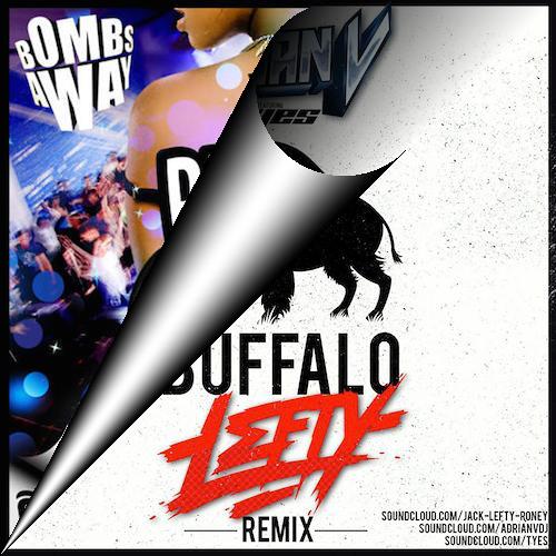 Bombs Away vs. Adrian V, Lefty - Big Booty Buffalo (Kastra Edit)