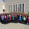Pie Jesu by Jay Althouse - Roscommon MS Honors Choir 2014