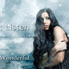 Chris Wonderful -  Just Listen, journey into the world of lonely people.