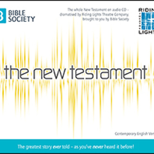 The New Testament - Riding Lights (sample recording)