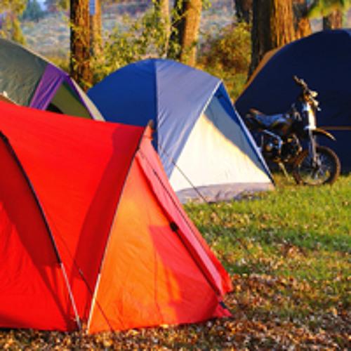 Darf man campen auf einem öffentlichen Platz?