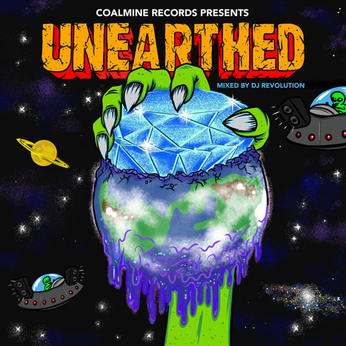 DJ Revolution - Unearthed (Intro) [prod. by Young Cee]