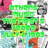 Athens Music -- The First Five Years. From Susan Murphy, WUOG, July 4, 1983- part 1
