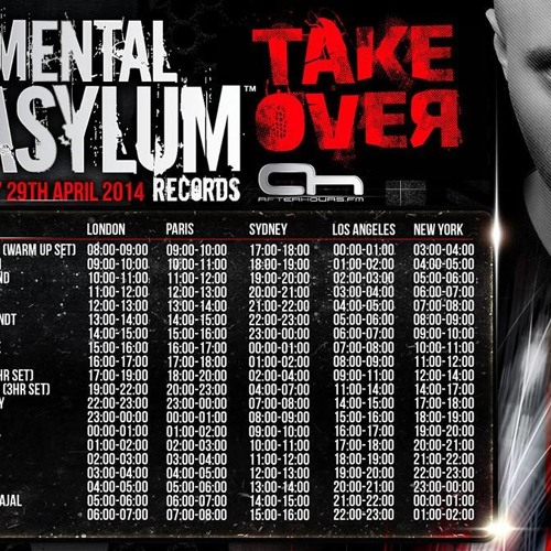 Mental Asylum Records Day Mix