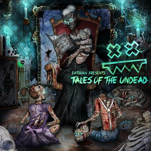 MAZTEK - Hyper Reality (Tales Of The Undead LP)