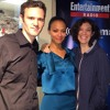 Zoe Saldana talks about the upcoming 'Avatar' movies, 'Star Trek' and 'Guardians of the Galaxy'