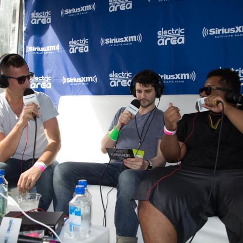 UMF Radio 2014: Kaskade & Carnage Talk Dirty w/ Kramer
