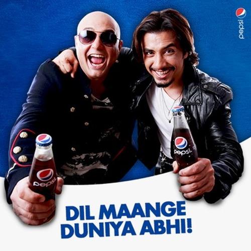 Pepsi with Ali Zafar and Ali Azmat - Dil Maange Duniya Abhe