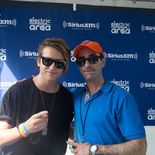 UMF Radio 2014: Danny Avila Is A Veteran Here At Ultra w/ Danny Valentino