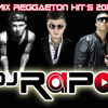 Mix Reggaeton Hits 2014 DJ RaPa (Rompe Carros - De Remate- Ushh - 6AM)